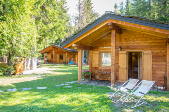 Chalet in affitto