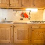 Chalet - cucina