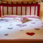 Chalet - camera da letto