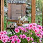Chalet - veranda