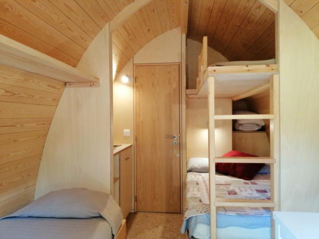 Camping Pod Aiguille Noire