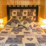 Bungalow - letto