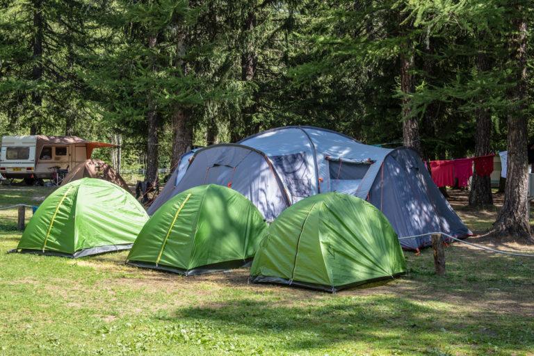 Piazzole tenda