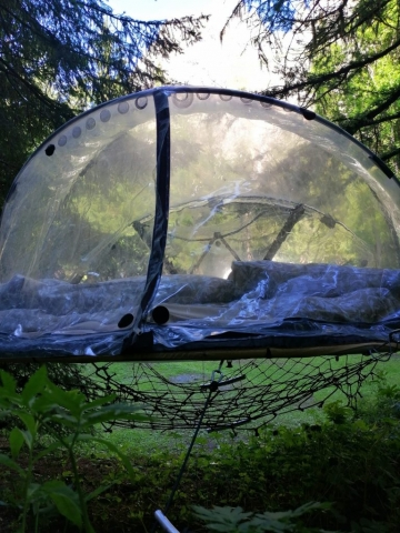 Woodbul - Camping Aiguille Noire